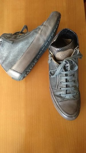 Candice Cooper Sneakers silver-colored