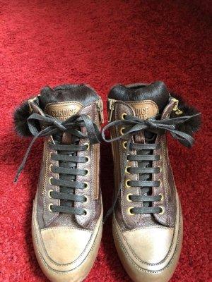 """Sneaker Candice Cooper Gr. 36 Leder/Echtfell """"Lucia Pon"""""""