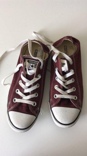Sneaker Converse Chucks Lila 36