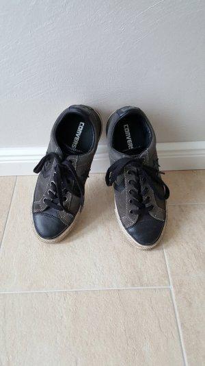 Sneaker converse schwarz