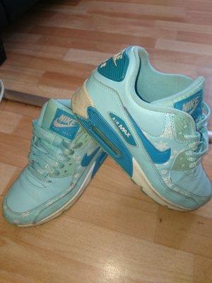 Nike Sneaker slip-on bianco Materiale sintetico