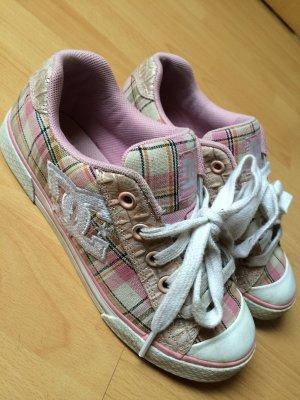 Sneaker DC Shoes Gr 36/37 rosa
