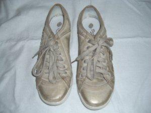 Sneaker Dockers gold Größe 40