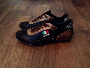 Sneaker, Dolce & Gabbana, Gr.39,Wildleder, Braun,TOP Zustand