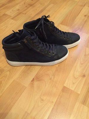 Sneaker dunkelblau neu