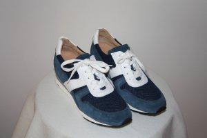 Sneaker Echtleder blau von Lloyd, neu, GR.40