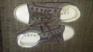 Sneaker, Esprit, aus Segeltuch