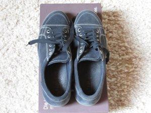 Sneaker fast neu dunkelblau Gr. 7,5