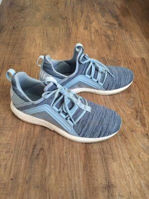 Puma Slip-on Sneakers white-azure
