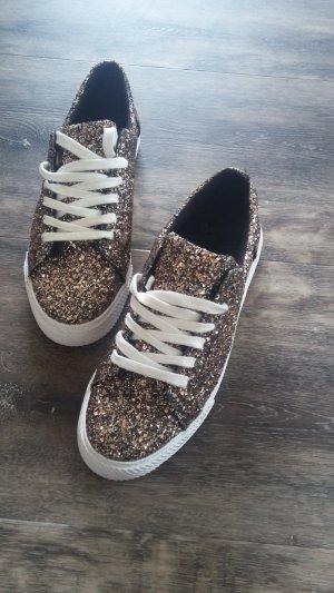 Sneaker glitzer