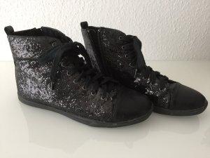 Sneaker Glitzer Hallhuber