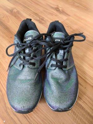 Sneaker! Glitzer in verschiedenen Farben! je nach licht :)