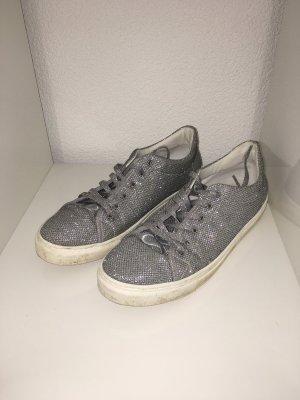 Sneaker Glitzeroptik