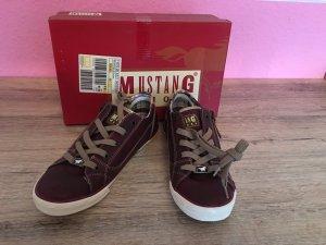 Sneaker *Gr. 36* Lila *Mustang*