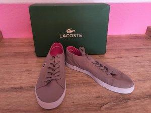 Sneaker *Gr. 41* Grau *Lacoste*