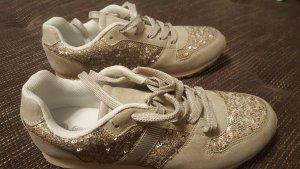 Sneaker Graceland Glitzer/Silber