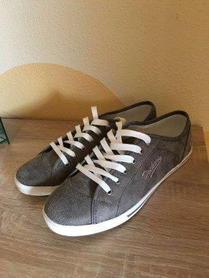 Sneaker grau dockers Gr 42 Wie Neu