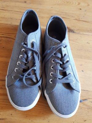 Blue Motion Sneakers met veters grijs