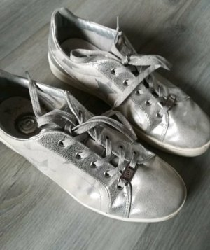 sneaker grau/Silber. top Zustand