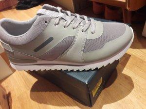 Sneaker, grau, ungetragen 40
