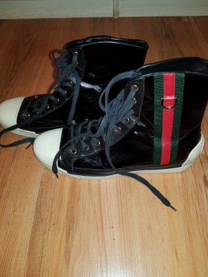 Gucci High Top Sneaker multicolored