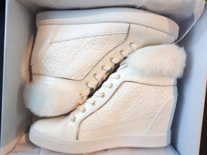 Guess Heel Sneakers white