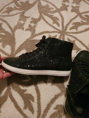 Graceland High Top Sneaker black