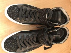 Högl Klittenband Sportschoenen zwart