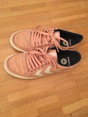 Sneaker in rosa