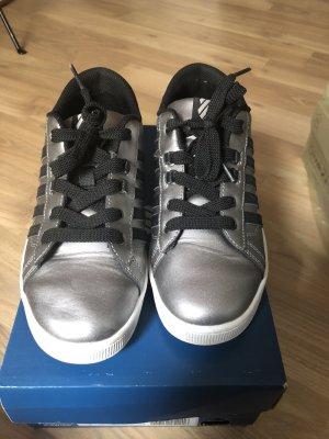 Sneaker K-swiss schwarz/Silber