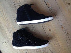 Kennel und Schmenger High top sneaker zwart Leer