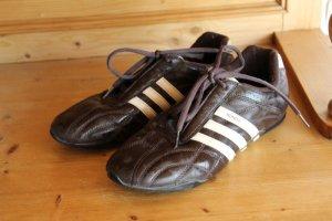 Adidas Zapatilla brogue marrón Cuero