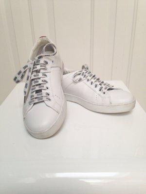 Sneaker Leder Hugo Top