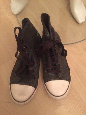 Sneaker Leder olivgrün (Dockers) Gr.38