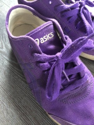 Asics Sneakers brown violet