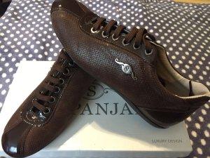 Sneaker Line Maronne. Luxury Design. Handgemacht