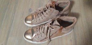 Sneaker Marco Tozzi Größe 39 Rosegold