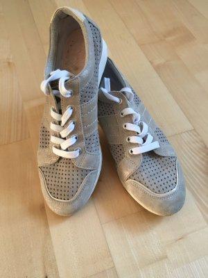 Bata Basket gris brun-beige