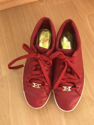 Sneaker MIchael Kors, Gr. 37 rot