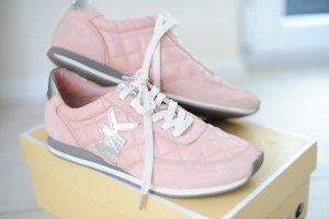 Sneaker Michael Kors rosa & silber ballett