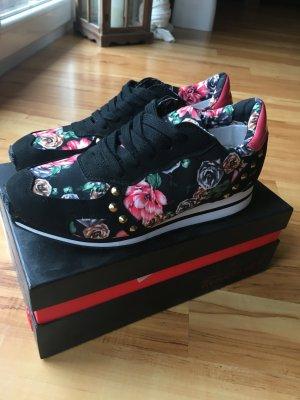 Miss Behave Sneaker multicolore