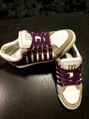 Sneaker mit Glitzer