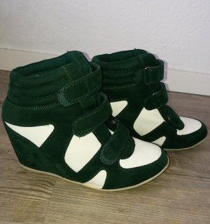 Sneaker mit Wedgesohle Größe 40