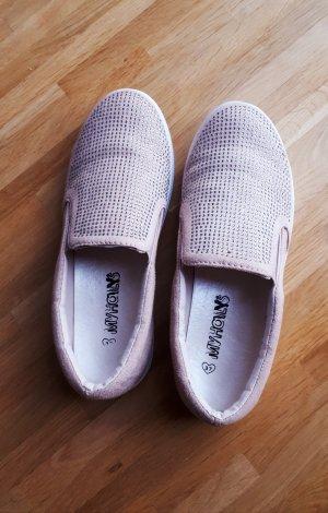 Hailys Slip-on Sneakers pink-light pink