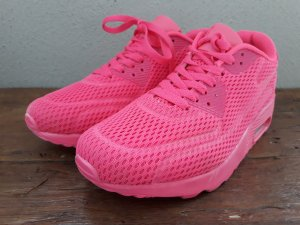 Sneaker neonpink