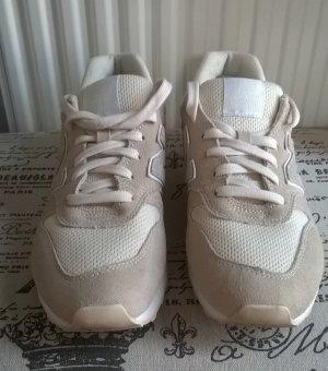 Sneaker New Balance 996 creme/beige/weiß