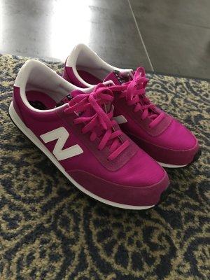 Sneaker New Balance pink Gr. 38