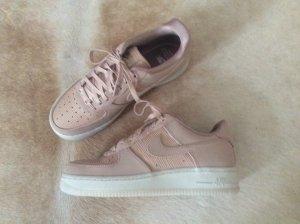 Sneaker Nike Air Force 1 rosa/gold