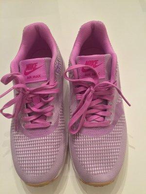 Nike Sneakers pink-purple synthetic