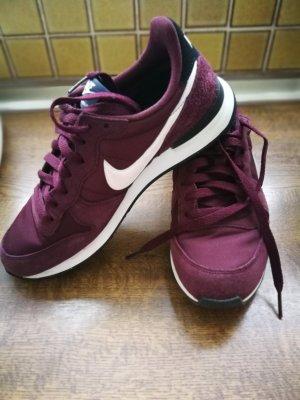 Sneaker Nike bordeaux Größe 38